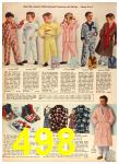 1958 Sears Fall Winter Catalog, Page 498