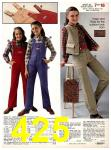 1982 Sears Fall Winter Catalog, Page 425