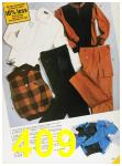 1985 Sears Fall Winter Catalog, Page 409