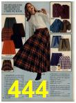 1972 Sears Fall Winter Catalog, Page 444