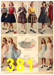 1958 Sears Fall Winter Catalog, Page 381