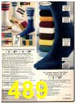 1977 Sears Fall Winter Catalog, Page 489