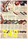 1940 Sears Fall Winter Catalog, Page 742