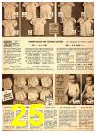 1949 Sears Spring Summer Catalog, Page 25