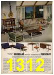 1962 Sears Spring Summer Catalog, Page 1312