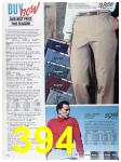 1988 Sears Fall Winter Catalog, Page 394