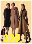 1971 Sears Fall Winter Catalog, Page 339