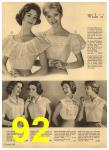 1960 Sears Spring Summer Catalog, Page 92