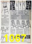 1967 Sears Spring Summer Catalog, Page 1067