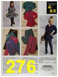 1991 Sears Fall Winter Catalog, Page 276