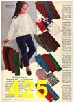 1962 Sears Fall Winter Catalog, Page 425
