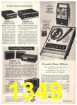 1971 Sears Fall Winter Catalog, Page 1349