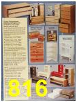 1987 Sears Spring Summer Catalog, Page 816