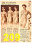 1942 Sears Spring Summer Catalog, Page 209