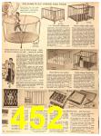 1956 Sears Fall Winter Catalog, Page 452