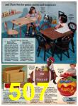 1977 Sears Christmas Book, Page 507