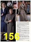 1983 Sears Fall Winter Catalog, Page 156