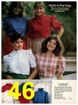 1983 Sears Spring Summer Catalog, Page 46