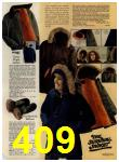 1972 Sears Fall Winter Catalog, Page 409