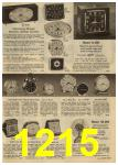 1961 Sears Spring Summer Catalog, Page 1215