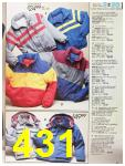 1987 Sears Fall Winter Catalog, Page 431