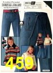 1978 Sears Fall Winter Catalog, Page 459