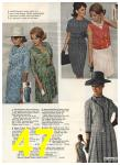 1965 Sears Spring Summer Catalog, Page 47