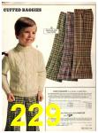 1973 Sears Fall Winter Catalog, Page 229