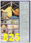1987 Sears Spring Summer Catalog, Page 825