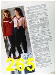 1985 Sears Fall Winter Catalog, Page 265