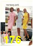 1969 Sears Spring Summer Catalog, Page 176
