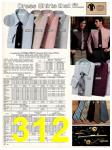 1983 Sears Fall Winter Catalog, Page 312