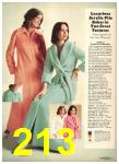 1976 Sears Fall Winter Catalog, Page 213
