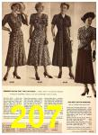 1949 Sears Spring Summer Catalog, Page 207