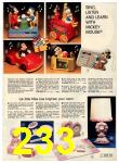 1978 Montgomery Ward Christmas Book, Page 233