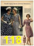 1962 Sears Spring Summer Catalog, Page 118