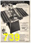 1975 Sears Spring Summer Catalog, Page 739