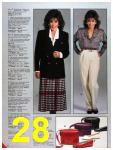 1986 Sears Fall Winter Catalog, Page 28