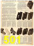1956 Sears Fall Winter Catalog, Page 501