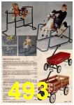 1982 Montgomery Ward Christmas Book, Page 493