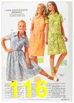 1972 Sears Spring Summer Catalog, Page 116