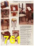 1987 Sears Fall Winter Catalog, Page 761