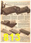 1963 Sears Fall Winter Catalog, Page 813