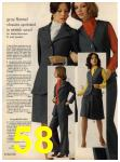 1972 Sears Fall Winter Catalog, Page 58