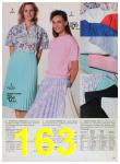 1991 Sears Spring Summer Catalog, Page 163