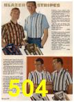 1960 Sears Spring Summer Catalog, Page 504