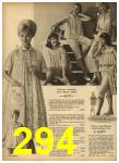 1962 Sears Spring Summer Catalog, Page 294