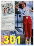 1985 Sears Spring Summer Catalog, Page 301