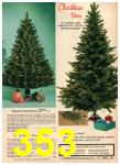1972 Montgomery Ward Christmas Book, Page 353
