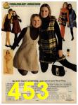 1972 Sears Fall Winter Catalog, Page 453